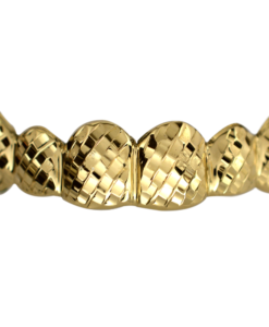 Gold Solid Top Grill