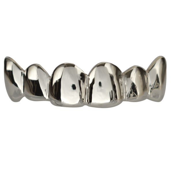 Silver Solid Top Grill