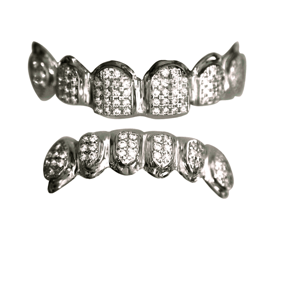 Where to Buy Affordable and Quality Sleek Silver Grillz